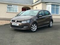 2012Volkswagen Polo 1.4 Match 5dr