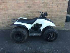 Yamaha breeze 125 quad bike