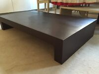 Natuzzi coffee table