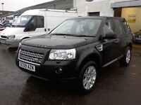 FREE DELIVERY AVAILABLE - 2010 LAND ROVER FREELANDER HSE ESTATE 2.2DIESEL - FREE DELIVERY
