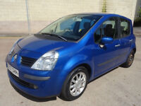 RENAULT MODUS 1.6 DYNAMIQUE 16V 5d AUTO 113 BHP FULL YEAR MOT ++ GREAT EXAMPLE OF AUTOMATIC ++