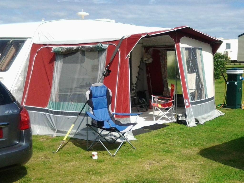 Trio sport mexico se caravan awning 775 cm | in Bude ...