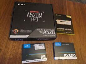 New PC Components Bundle for Sale