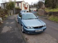 x type jag 2 litre derv excellent runner very reliable