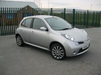 2008 Nissan Micra 1.2 Tekna, 5Dr, Only 40k Miles. £1,775.ono (P/X Welcome)