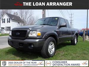 2009 Ford Ranger FX4 Off-Road SuperCab 4 Door