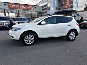 2014 Nissan Murano SL - AWD - LEATHER - PANORAMIC ROOF - REAR V/