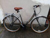 ladies viking hybrid city bike Bristol UpCycles