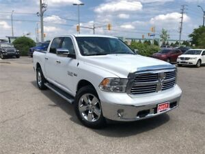 2017 Ram 1500 Big Horn*POWER SEAT*8.4 SCREEN*BACK UP CAMERA