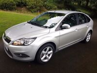 FORD FOCUS 1.6 ZETEC ~ VERY LOW MILES – FREE DELIVERY