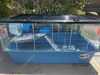 Hamster Rat Ferplast Cage New