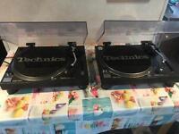 TECHNICS 1210 MRK2 and mixer