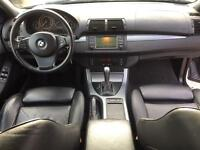 LHD LEFT HAND DRIVE BMW X5 4.4 l 2005 FACELIFT HIGH EXECUTIVE GREY AUTOMATIC FULLY LOADED