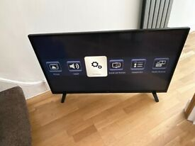 """BUSH 48"""" FULL HD TV, EXCELLENT CONDITION FULL WORKING ORDER £190 NO OFFERS CAN DELIVER"""