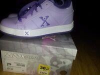 New Purple Heelys