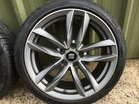 18inch RS6 Replica alloy wheels