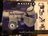 Brand new Flexible body massager