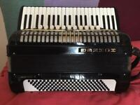 Hohner Musette IV 120 Bass Accordion