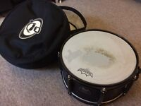 "Pearl Signature Joey Jordison 13"" x 6.5"" Snare Drum with Protection Racket Case"
