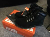 Brand new steel toe scruffs twister safety work boots size 9 (bargain) £25