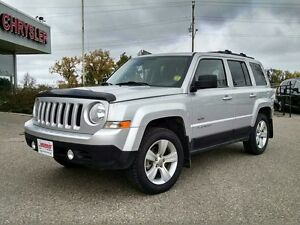 2011 Jeep Patriot North 4WD