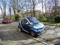 2008 Blue Smart Car ***Low Mileage***