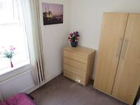 Lovely Furnished Single Room in Immaculate Professional Houseshare