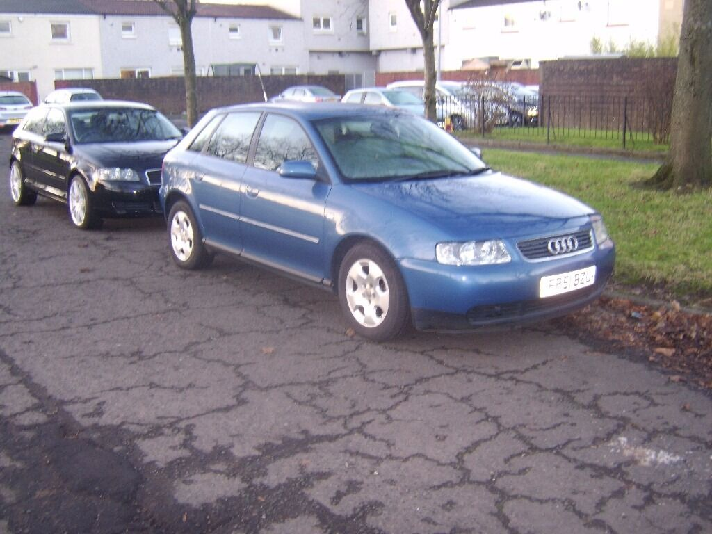 audi a3 1 9 diesel in glasgow city centre glasgow gumtree. Black Bedroom Furniture Sets. Home Design Ideas