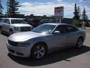 2015 Dodge Charger SXT-Auto-Heated Seats-Remote Start