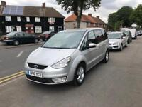 Ford galaxy 2.0 diesel automatic gearbox 7 Seats family car