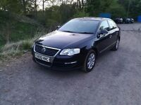 PASSAT TDI WITH NEW CLUTCH AND FLYWHEEL AS WELL AS REFURBISHED WHEELS!