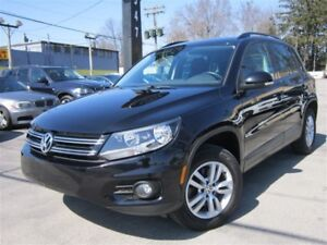 2014 Volkswagen Tiguan TSI~ONE OWNER~42KMS~MANUAL~LOW KMS !!!