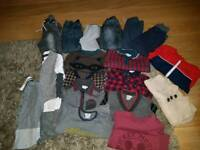 Boys clothes and trainers ages 6-9mnths and 3yrs