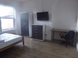 TWO Double rooms with flat screen TV
