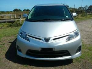 TOYOTA ESTIMA 2012 SER 3 ( 3178) Williamstown North Hobsons Bay Area Preview