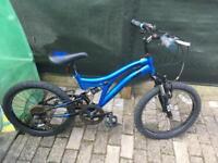 "Kids 20"" mountain bike"
