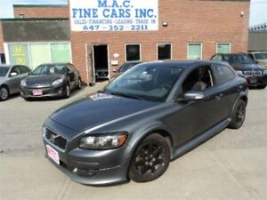 2008 Volvo C30 2.4i M - CERTIFIED