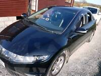 Swap.. Sale.. Jetta Golf Civic Audi .. mint spotless 2.2 Black Civic