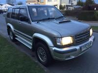 Isuzu trooper 3.0 litre automatic