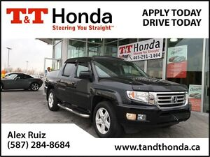 2013 Honda Ridgeline Touring *Local Truck, Remote Starter, Low K