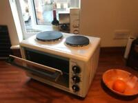 Cookworks Mini Oven and Hob