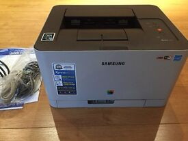 Samsung Wireless Colour Laser Printer - C410W