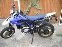 Yamaha WR 125 2009 for sale Wimbledon