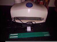 ibd Jet 5000 2 Hand UV Lamp ~ £30 ono (RRP £259.90)