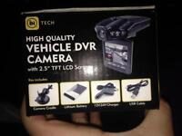 Dash cam 2.5 tft screen