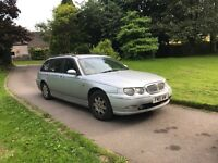 Rover 75 Estate Diesel MOT drive away