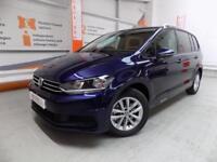 Volkswagen Touran SE FAMILY TSI BLUEMOTION TECHNOLOGY 2018-01-30