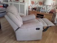 Recliner Armchair - Excellent condition