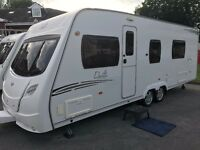 LUNAR DELTA 4 BERTH RS FIXED BED END WASHROOM. MOTER MOVER. LOADS OF EXTRAS