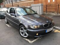 BMW 330CD SE COUPE AUTO 3.0 DIESEL 2005 (55) HEATED LEATHER SEATS NEW MOT+NEW...